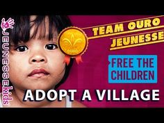 Jeunesse Kids - Adopt a Village (Adote a Vila) Team OURO