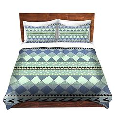 Duvet Cover Brushed Twill Twin, Queen, King from DiaNoche Designs by Nika Martinez Home Decor and Bedding Ideas - Purple Native Forest DiaNoche Designs http://www.amazon.com/dp/B00PGUTQ2C/ref=cm_sw_r_pi_dp_4pYFub096RQW6 #dianoche #nikamartinez#teal #mint #duvet #cover #ilustration #pattern #tribal #haim #hippie #indie #chic #interior #design #bed #bedroom #cute #girly #teens #home #decor