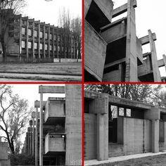 Istituto Marchiondi | Vittoriano Viganò | 1953 | Milano