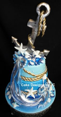Yemaya cake