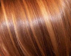 This says Auburn but it looks strawberry blonde to me - Auburn Hair Color Idea Red Hair With Blonde Highlights, Dark Red Hair, Light Brown Hair, Blonde Color, Caramel Highlights, Brown Blonde, Brown Highlights, Blonde Honey, Color Red