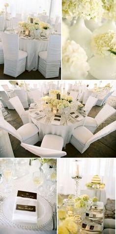 White wedding/my dream wedding