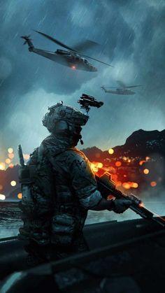Battlefield IPhone Wallpaper - IPhone Wallpapers