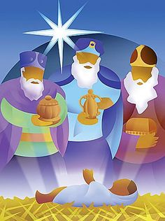 Spanish website for Three Kings' Day (Jan. 6).