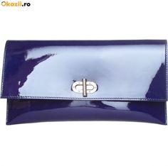 Geanta plic - albastru Bags, Handbags, Dime Bags, Totes, Purses, Bag, Pocket