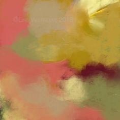 Line Villeneuve - Montréal Aune, Art Floral, Abstract, Artwork, Painting, Etsy, Impressionist Art, Impressionism, Abstract Canvas