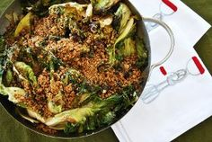 Escarole with Olives and Capers