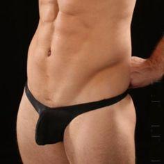 Black Sling Shot G Men Sexy Underwear  https://www.cupidvilla.com