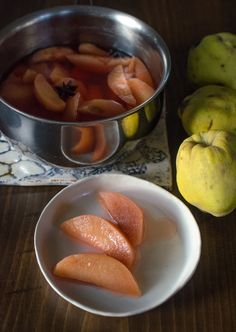 Around this time of year I feel like it is both my duty and my pleasure to write a missive on quince. Do you know quince? It's a fall fruit that grows in a manner quite like apples and pears — but its similarities end there. Quince is a tough fruit, not well known, and often hard to come by. But it has the most amazing sweet and secret reward. Here's how to get at it.