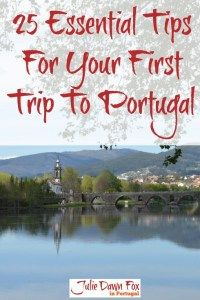 25 Essential Tips For Your First Trip To Portugal. Insider information to help you plan and enjoy your Portugal vacation
