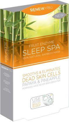 Montagne Jeunesse Fruit Enzyme Sleep Spa 4 Ct Ulta.com - Cosmetics, Fragrance, Salon and Beauty Gifts