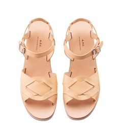 ::: cute cute :::APC Marie sandals :::