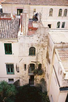 Salerno in Italy / photo by Jukka Reverberi