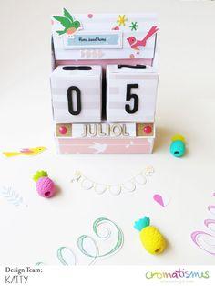 Calendario perpetuo by Katty