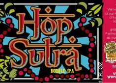 Peace Tree Hop Sutra-Double IPA