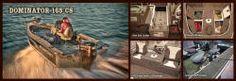 New 2013 - Alumacraft Boats - Dominator 165 CS