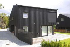 2 hus ved Boganesstraen - Sjo Fasting Arkitekter