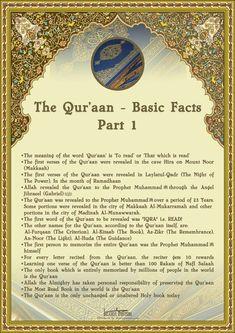 Basics of the Quraan - Part 1 by billax on deviantART