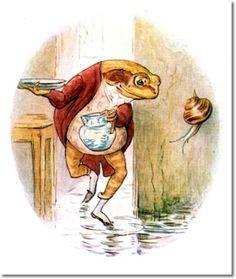 Beatrix Potter - The Tale of Mr. Jeremy Fisher -