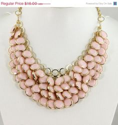 Chunky Bling by Rosie on Etsy