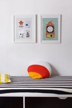 Childrens room - Pillows - Kotipalapeli