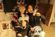 Inho and Yongkwon