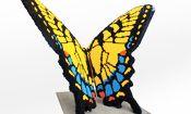 Sean Kenney - Art with LEGO bricks : Portfolio