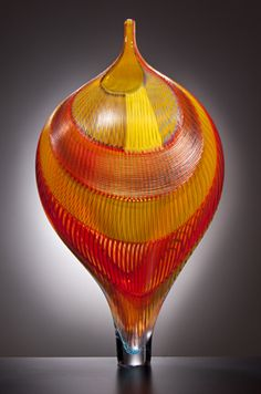 Lino Tagliapietra. Museum of Glass. Works available through Schantz Galleries