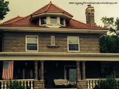 Leavitt House is now Prairie Creek Inn Bed & Breakfast just outside of Lincoln, Nebraska