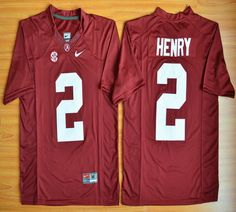 ... Playoff National Championship Patch Stitched NCAA Jersey. Alabama Crimson  Tide Derrick Henry 2 College Football Limited Jerseys - Red bd36193bd