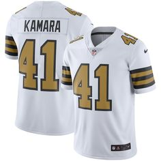 a508af2a570 best price alvin kamara stitched no. 41 alternate white nike new orleans  saints elite womens football jersey fad12 23c58