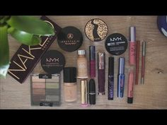 10 Drugstore Makeup Products ACTUALLY AS GOOD as High-End Products | Mariah Leonard - YouTube