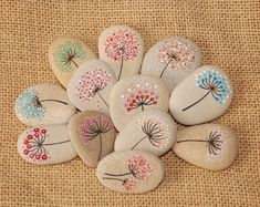 Rock Painting Ideas Discover Clay Necklace / Clay pendant / Gift for mom / floral necklace / Personalized jewelry/ customized necklace / teacher gifts Handmade Necklaces, Handmade Gifts, Handmade Jewelry, Personalized Jewelry, Etsy Jewelry, Rock Painting Patterns, Rock Painting Designs, Art Patterns, Jewelry Patterns