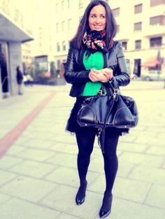 lifebehavior Outfit   Primavera 2012. Cómo vestirse y combinar según lifebehavior el 27-3-2012