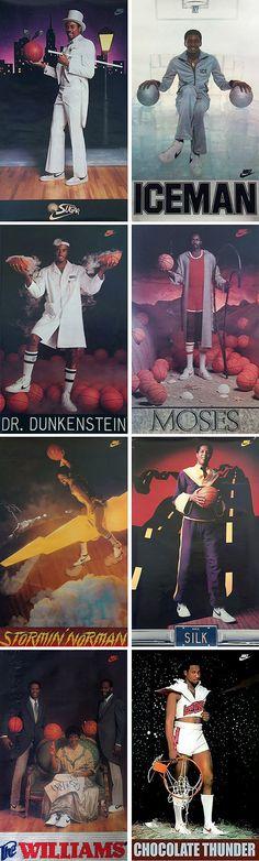 #vintage #nike #posters