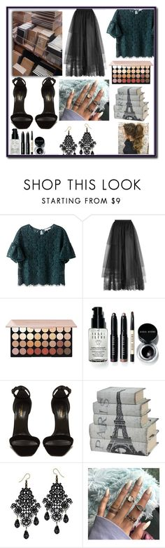 """""""Autumn Books"""" by dreamingdaisy ❤ liked on Polyvore featuring Elie Saab, Bobbi Brown Cosmetics and Yves Saint Laurent"""
