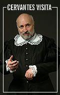 Teatro adultos. Emilio Pascual. Cervantes visita. Octubre, 2005