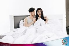 Jadine on the wings of love first teleserye.