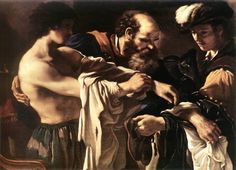 prodigal son art | ... 1591–1666), known as Guercino, The Return of the Prodigal Son (1619