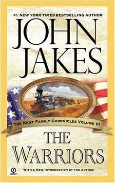 The Warriors (Kent Family Chronicles) by John Jakes, http://www.amazon.com/dp/0451213815/ref=cm_sw_r_pi_dp_6ezOrb0FN3TTJ