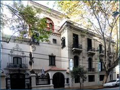 MUSEOS and TOURS: Museo Evita (Lafinur 2988). Do visit.