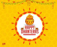 May Goddess Lakshmi fill everyone's life with wealth and prosperity. Happy Dhanteras #thewomwnwear