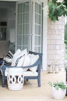 Joss & Main Outdoor Patio Summer Planters Pillows Monika Hibbs
