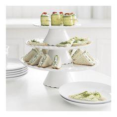 1000 images about serving platters on pinterest pedestal serving plates and cake pedestal. Black Bedroom Furniture Sets. Home Design Ideas