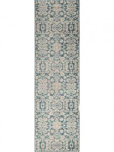 Orientteppich Läufer Alaya Blau 70x240 Cm
