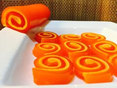 Jell-o Marshmallow Pinwheels  2 ingredients & Easy Trick  http://bit.ly/1Mr4qJd - Recipe