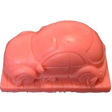 New car model handmade soap mold silicone molds diy form for soap wholesale Z031(China)
