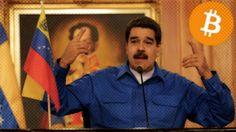 El petro: Venezuela lanza su propia criptomoneda para sortear el bloqueo financiero  Con el Petro el gobierno de Maduro espera liberarse de las trabas impuestas por EE.UU. y que no le dejan disponer de sus recursos en divisas extranjeras.  Con el lanzamiento de una criptomoneda bautizada como 'Petro' el Gobierno de Venezuela anunció que sorteará todas las trabas financieras impuestas por Estados Unidos según declaró el vicepresidente Jorge Rodríguez.  El petro una especie de bitcoin…