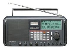 ETON Satellit 800 Millennium Shortwave Radio by Eton. $1499.00. Amazon.com Take one look at the Grundig Satellit 800 AM/FM shortwave radio and you'll know it means serious business. From the easy-to-read liquid crystal display and traditional analog signal strength meter, to the silky-smooth tuning knob that creates absolutely no audio muting, this radio defines shortwave at its best. Continuous frequency coverage of 100-30,000 KHz gives you bro...