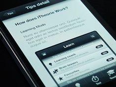 iTheorie iPhone App